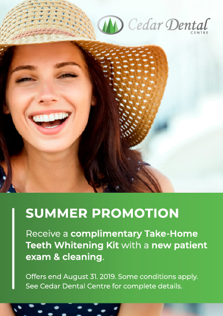 Cedar Dental Website Promo